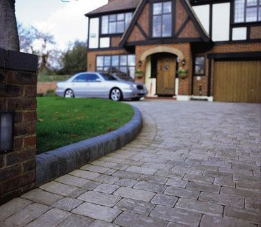 1000+ Images About Driveways On Pinterest | Driveway Design, Front