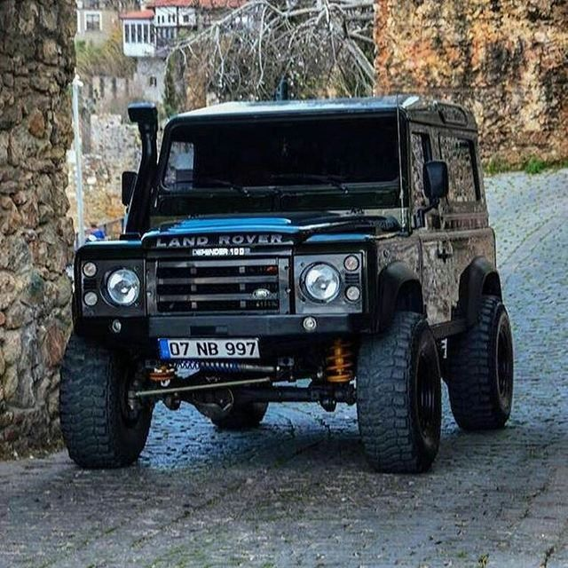 Pin by Cem Garip on Offroad & Camping | Land rover ...