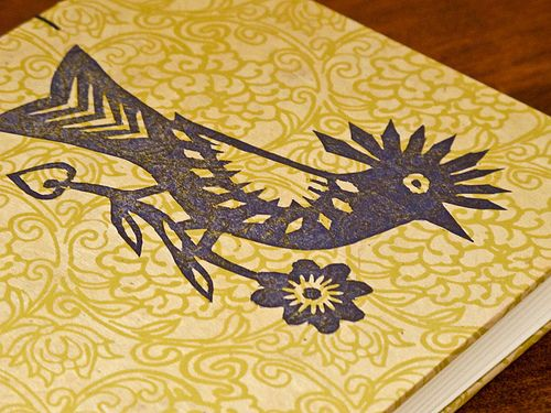 Do you want a Coptic Stitched Journal with letterpress printed cover / http://thesenews.com/coptic-stitched-journal-with-letterpress-printed-cover-4/