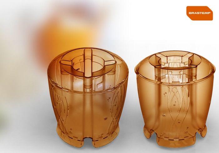 Daniele Adamo's portfolio: Basket for gentle wash | Brastemp