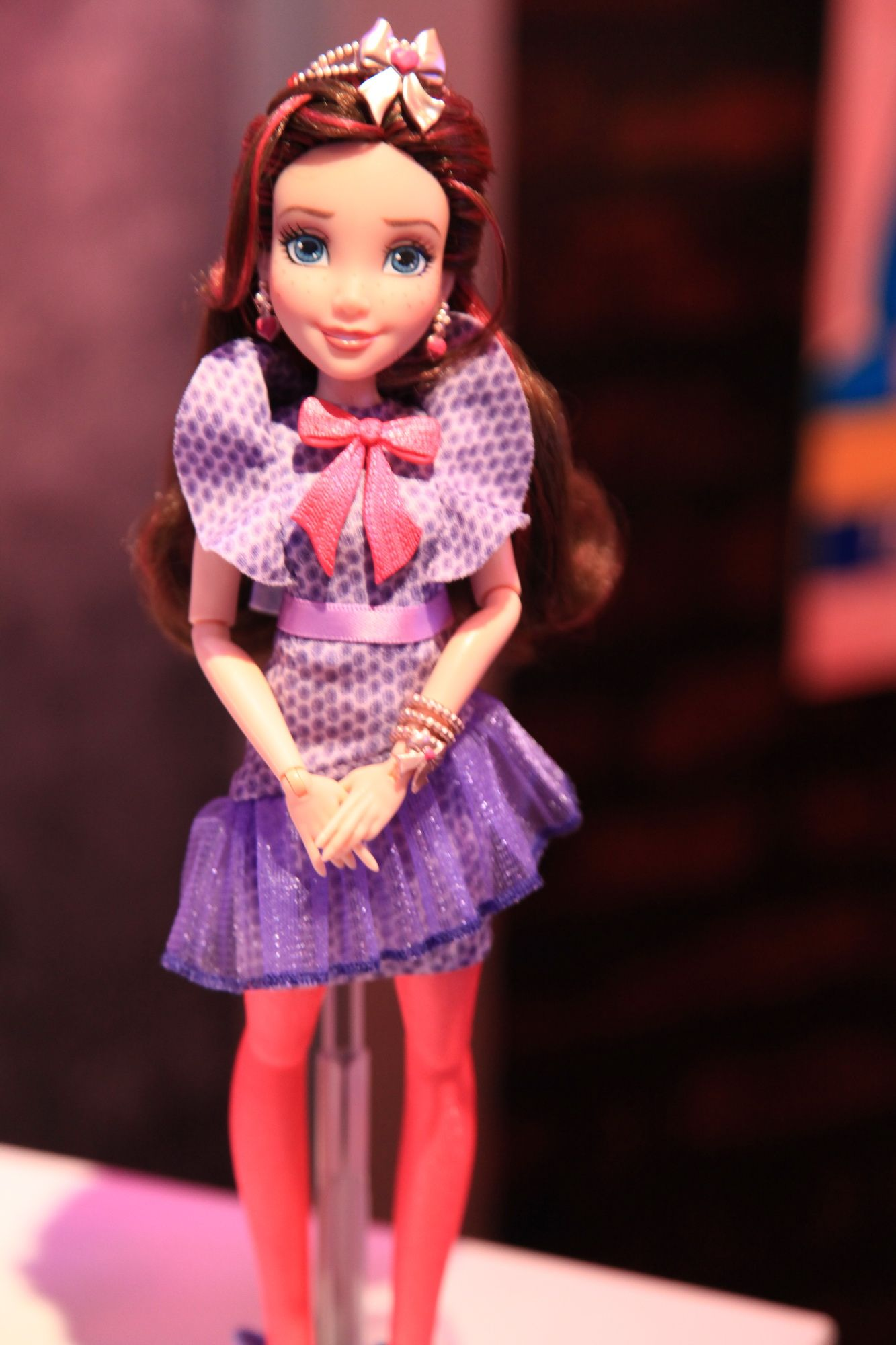 Disney Descendants Jane Daughter Of The Fairy Godmother In Her Signature Outfit Doll By Hasbro 2015 Disney Descendants Disney Dolls Descendants Party
