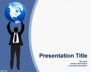 career powerpoint template is a free powerpoint presentation, Modern powerpoint