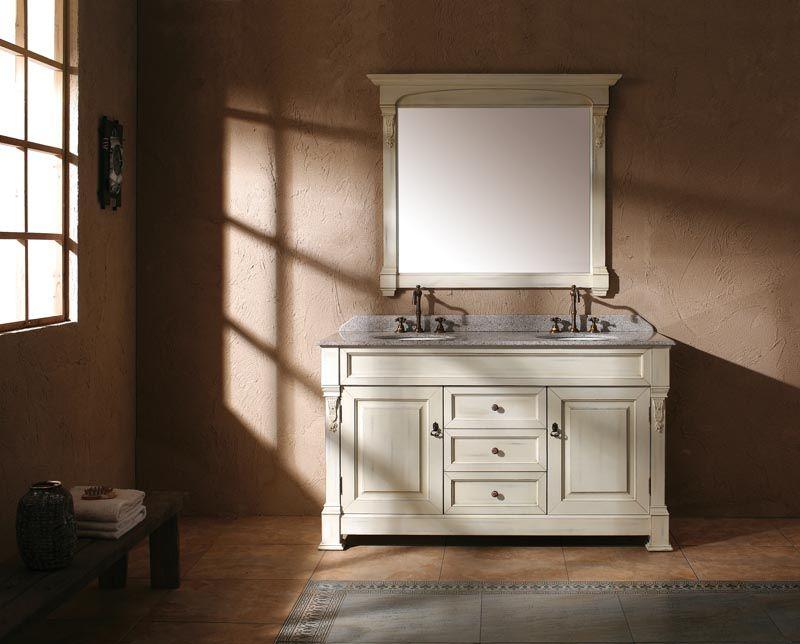 Bosco 1520-1 Buttermilch - badmöbel landhaus | Home Design: Bathroom ...