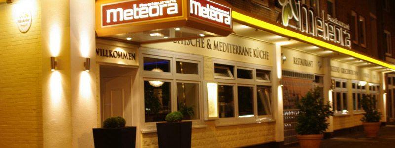 Restaurant Hannover Meteora Griechisches Reataurant Giros Mezedes Ouzeri Der Grieche Im Zentrum Mod Mediterranes Restaurant Griechisches Restaurant Der Grieche