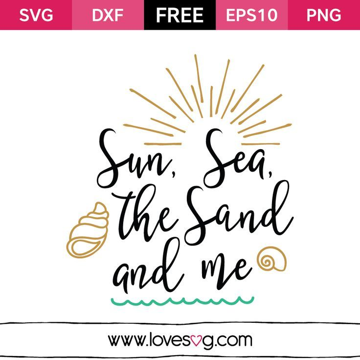 Download Sun, sea, the sand and me   Freebies, Reviews, Products ...