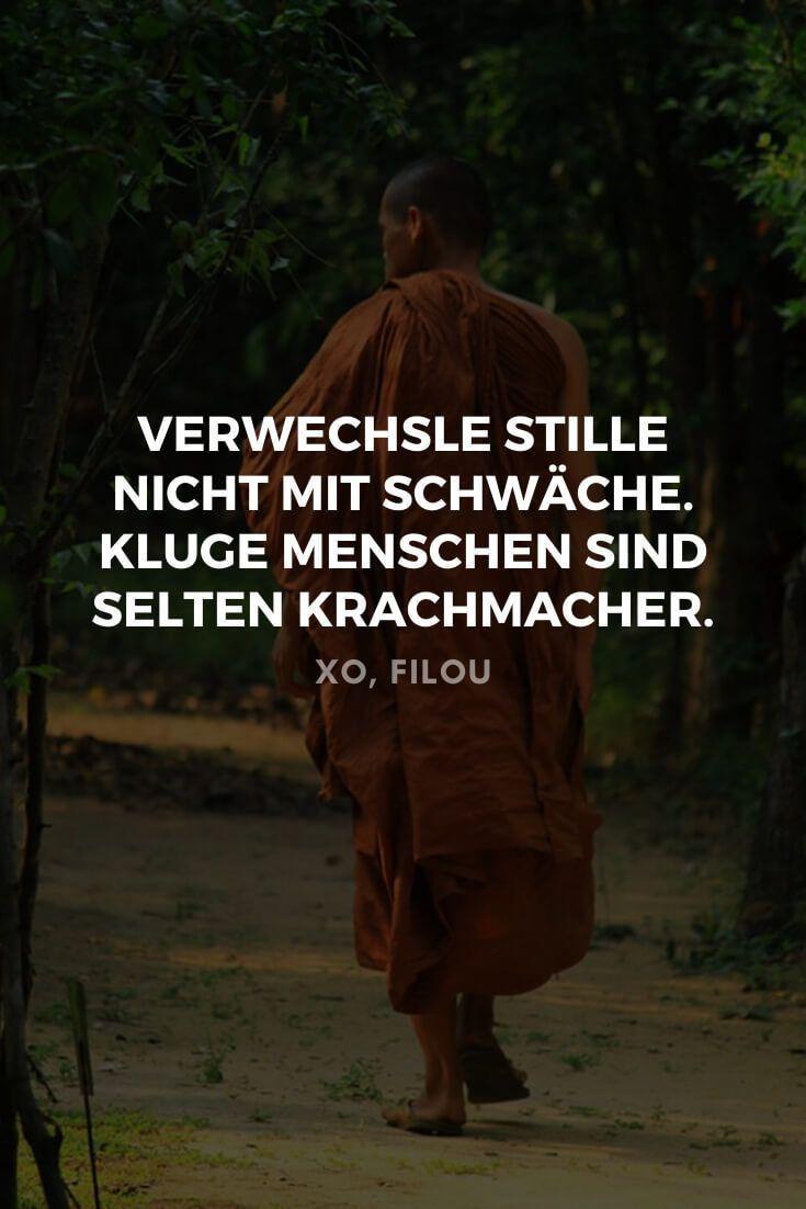 21 wise sayings to think about XO, 21 weise Sprüche zum Nachdenken