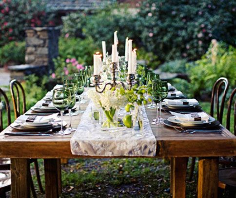 Dinner party table & 25 Dinner Party Do\u0027s and Don\u0027ts for a Host or Hostess | Dinners ...