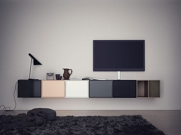 Amazing Wall Mounted Pieces Of Furniture Are Always A Great Way Of Saving Space And  Also
