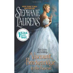 Viscount Breckenridge to the Rescue: A Cynster Novel (Cynster Series #18) by Stephanie Laurens