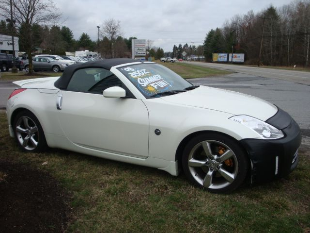 Pin by Erica London on Dream Big Baby Nissan 350z