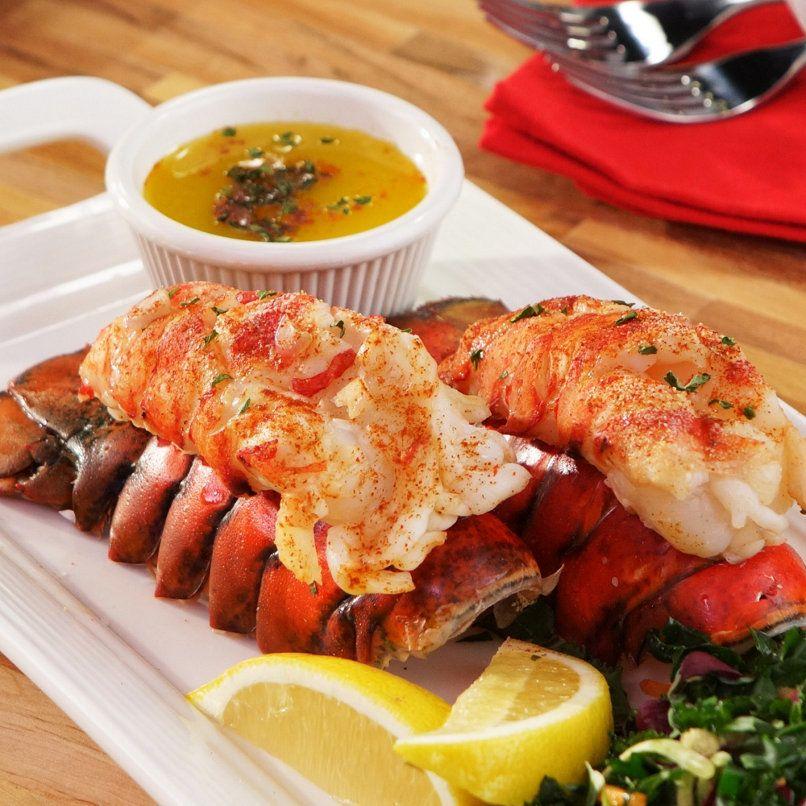 Baked Lobster Tails | Recipe | Dinner recipes in 2019 ...