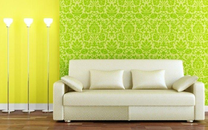 wandgestaltung tapeten Wandgestaltung - Tapeten - Fototapeten - wandgestaltung mit tapeten
