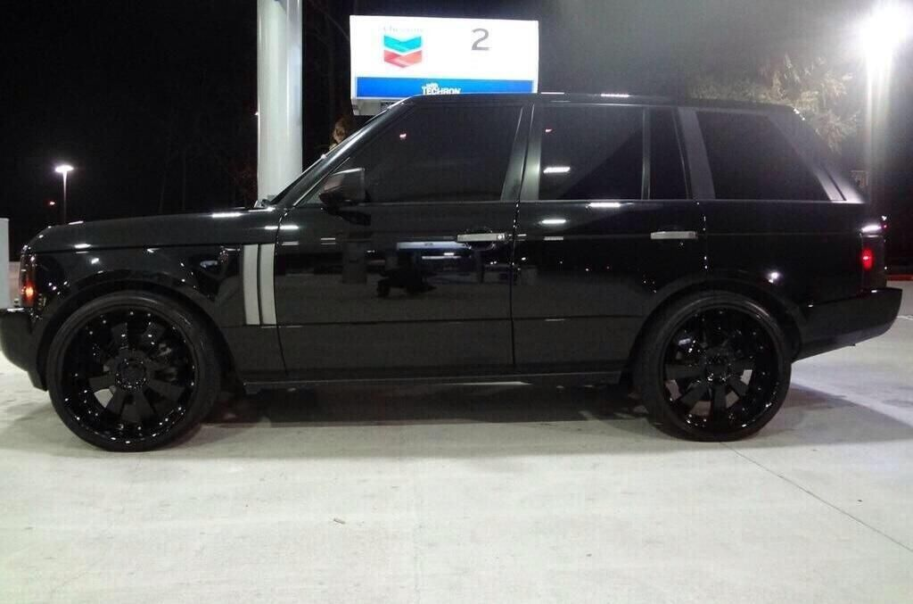 MURDERED OUT ROVER  pic.twitter.com/qQhla7Zf5G