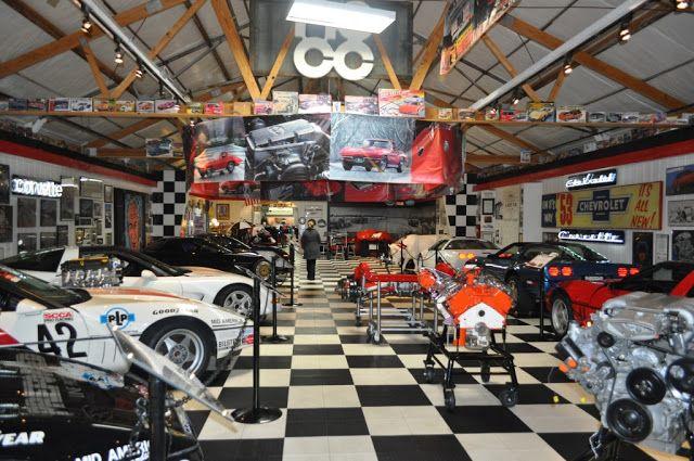 Mid America Motorworks >> My Garage Museum At Mid America Motorworks In Effingham Illinois
