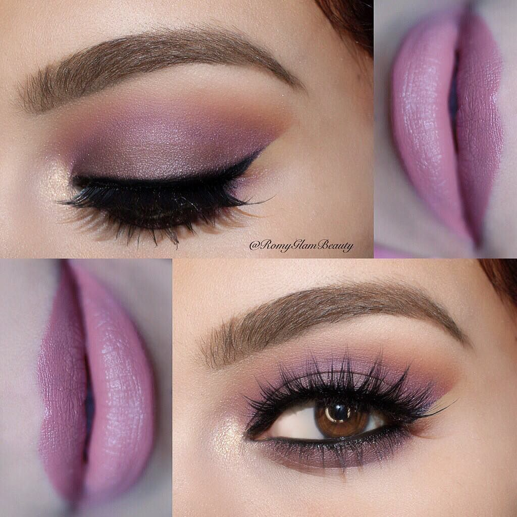 """Peanuts Kiss And Makeup: """"Obsessed With This Look By @romyglambeauty Featuring Our"""