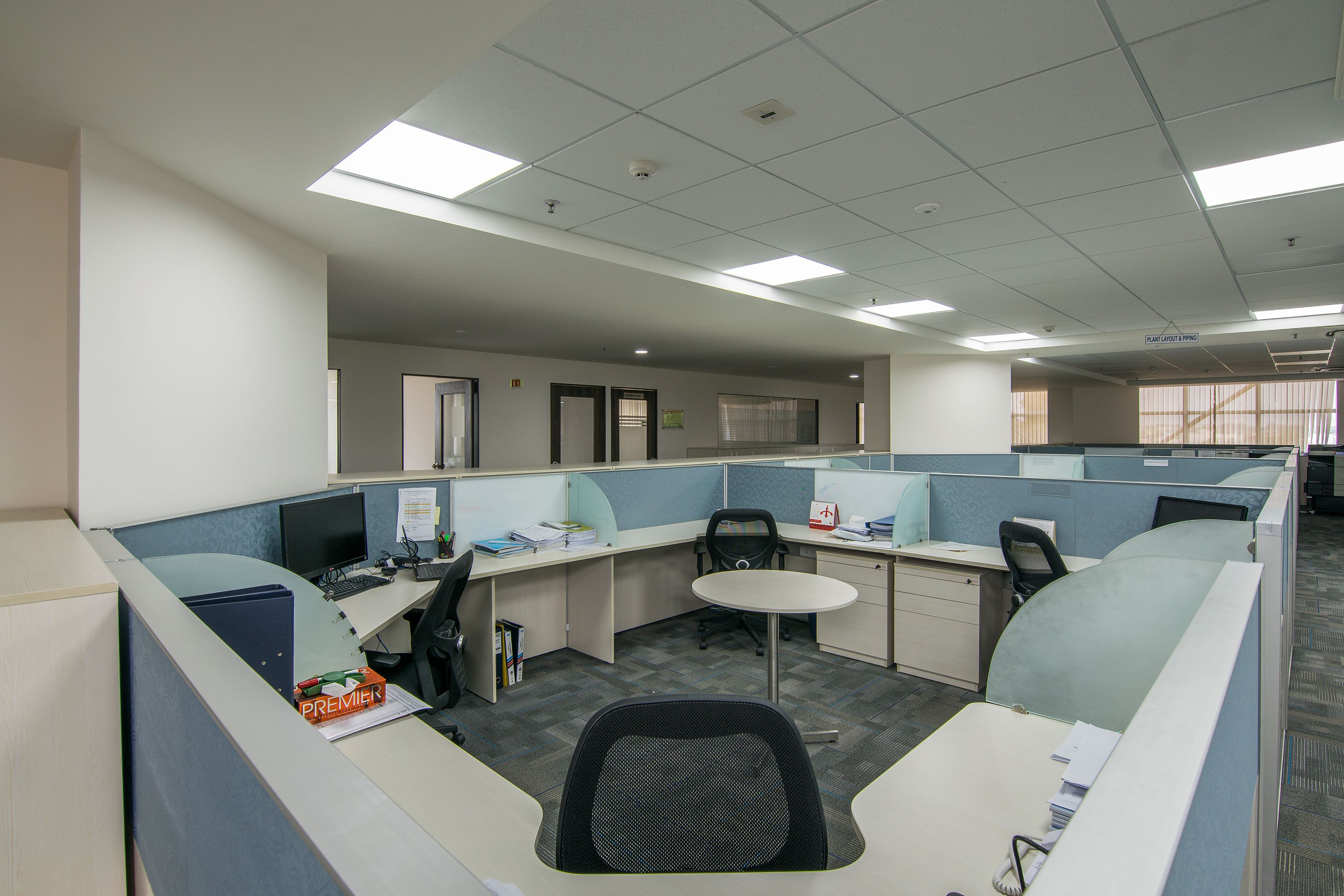 great office interiors. Create A Great Office On Budget Interior Design #officeinteriordesigner #interiordesignersBangalore #designarc Interiors E