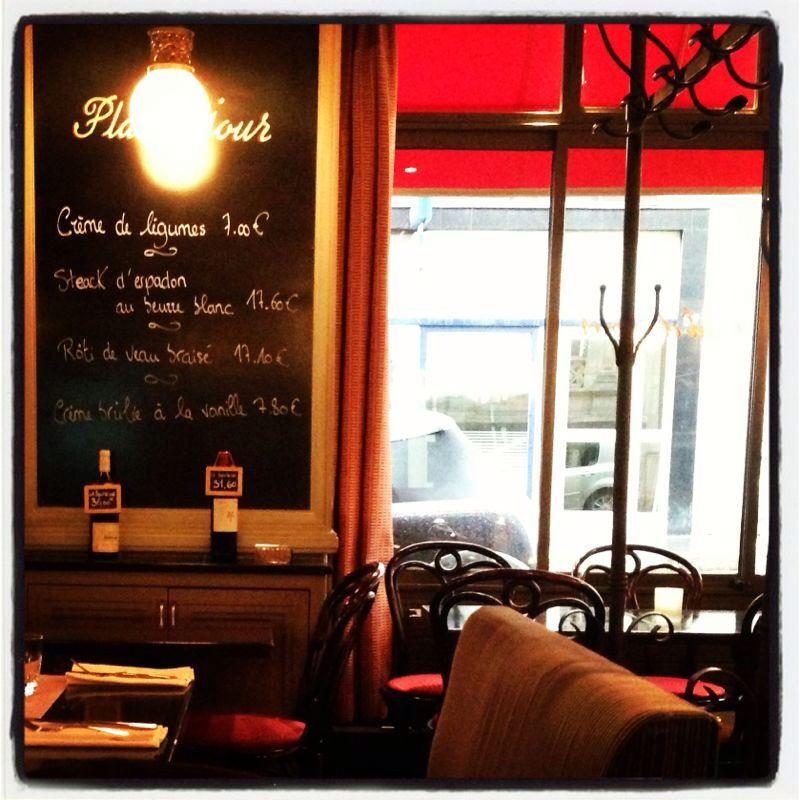 Bistrot Venue: Paris