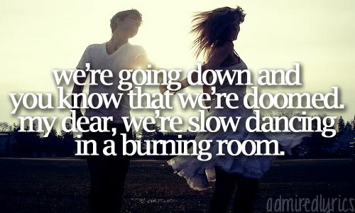 Slow Dancing In A Burning Room - John Mayer -I don\'t like John Mayer ...