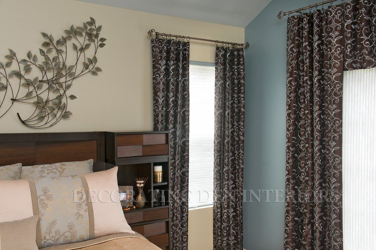 Window Treatments designs by Decorating Den Interiors. Want ...