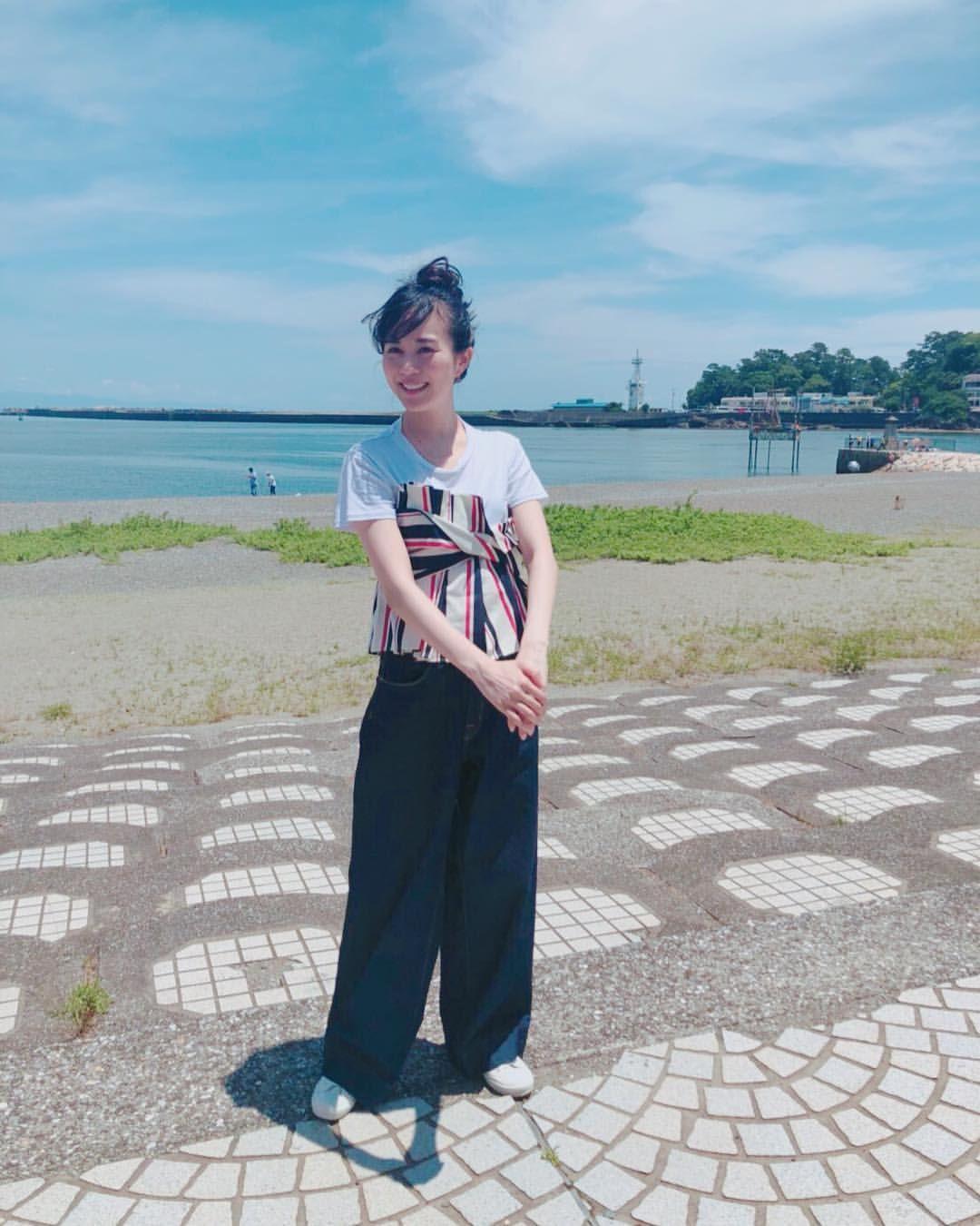 比嘉愛未さんはInstagramを利用しています:「NHK「鶴瓶の家族に乾杯 ...