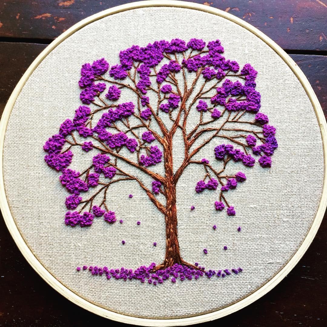 Best 12 silk ribbon embroidery ideas #Silkribbonembroidery – SkillOfKing.Com