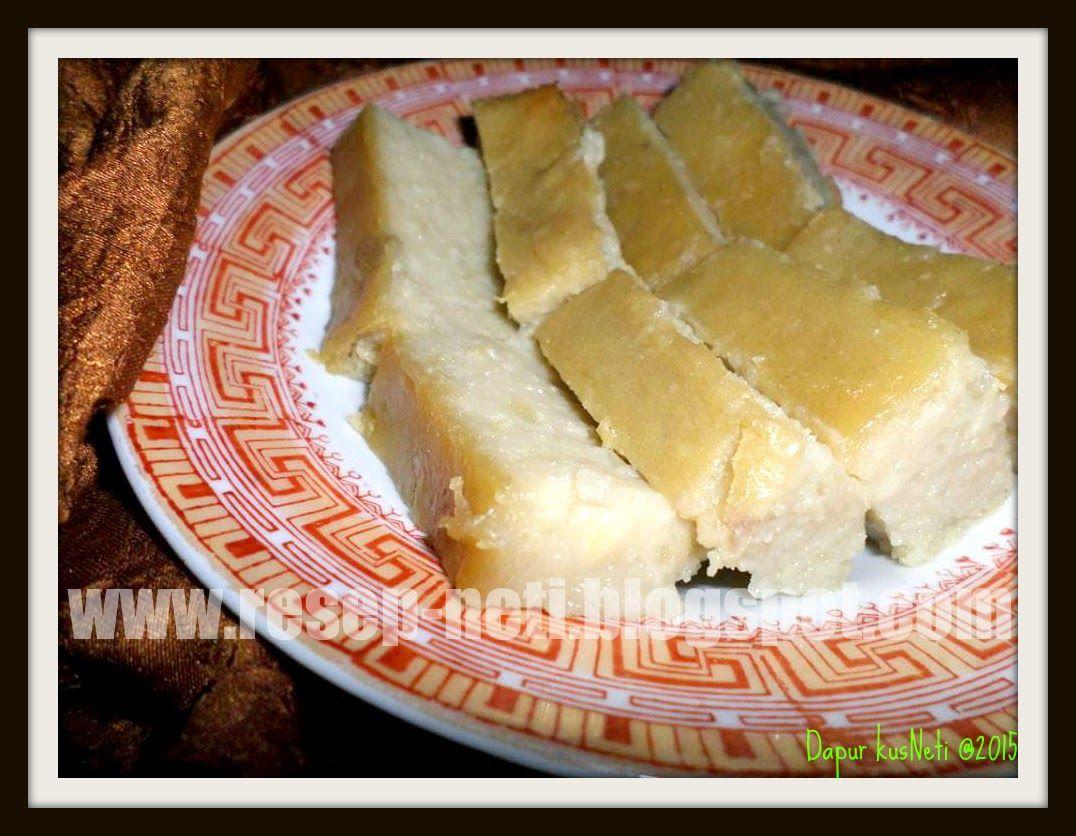 Resep Kue Bingka Kentang Bingka Or Potato Cake Recipe Resep Masakan Kusneti Resep Makanan Resep Kue Resep