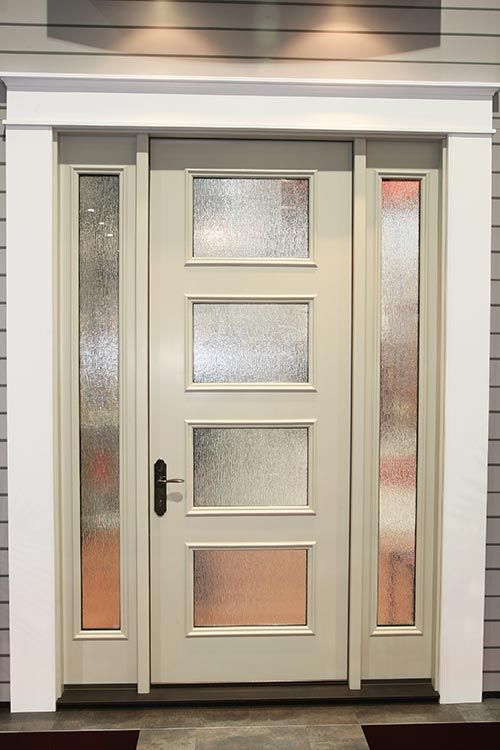 new mid century doors available from therma tru retro renovation