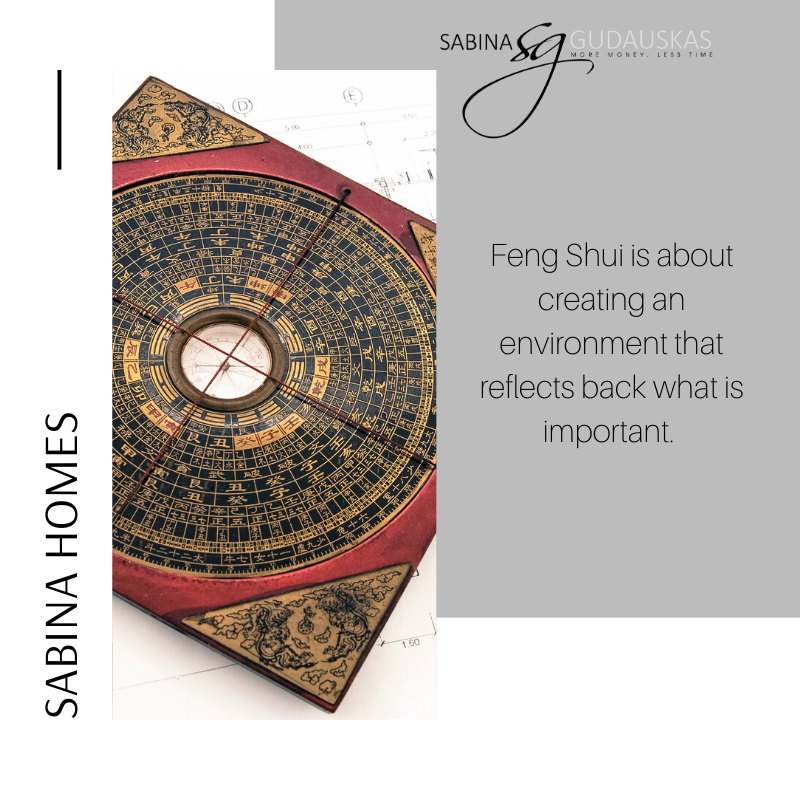 Feng Shui is about creating an environment that reflects back what is important Im ready to help you energize your home Lets talk 7036876968 sabina