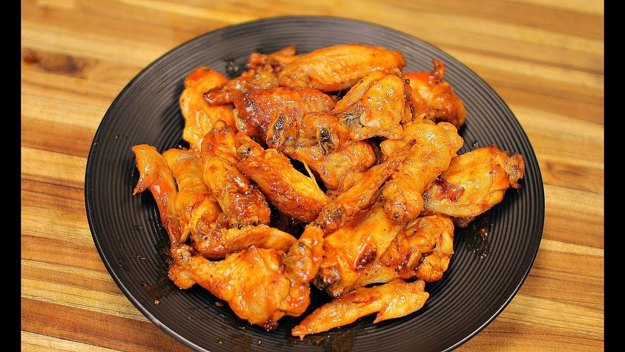 Air fryer buffalo chicken wings keto recipe keto