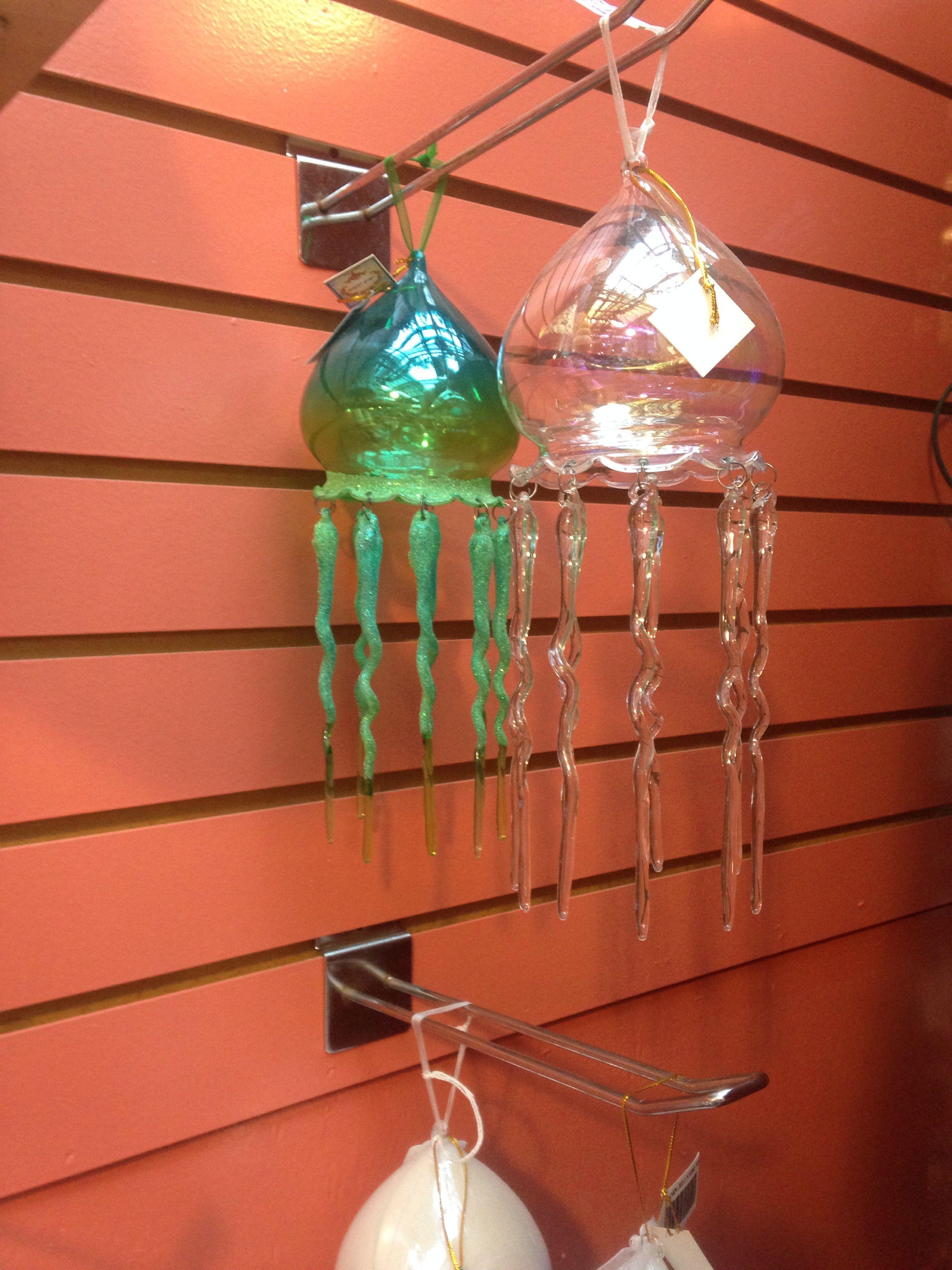 Jellyfish Ornaments McDonald Garden Center  Virginia Beach, VA