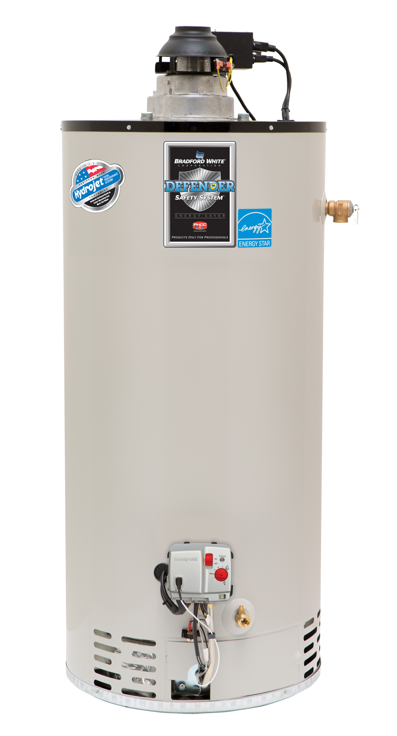 Defender Safety System High Ef Atmospheric Vent Blower Models Bradford White Water Heaters Built To Be The Best Hot Water Heater Water Heater Hot Water