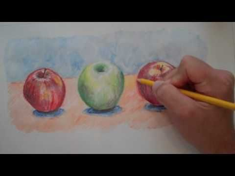 The Best Way To Use Watercolor Pencils Wikihow Watercolor