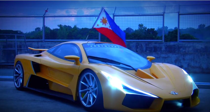 Aurelio First Filipino Made Supercar Updated Super Cars Ferrari California T Ferrari California