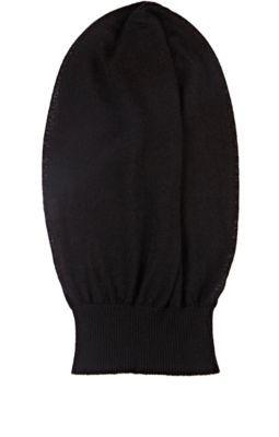 fine knit beanie - Black Rick Owens xwDhH5RHdO