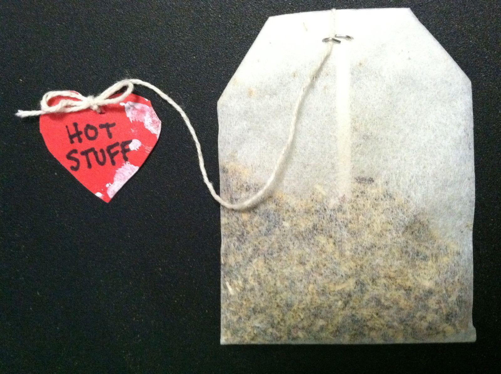 Valentine Tea Bag tag...cute