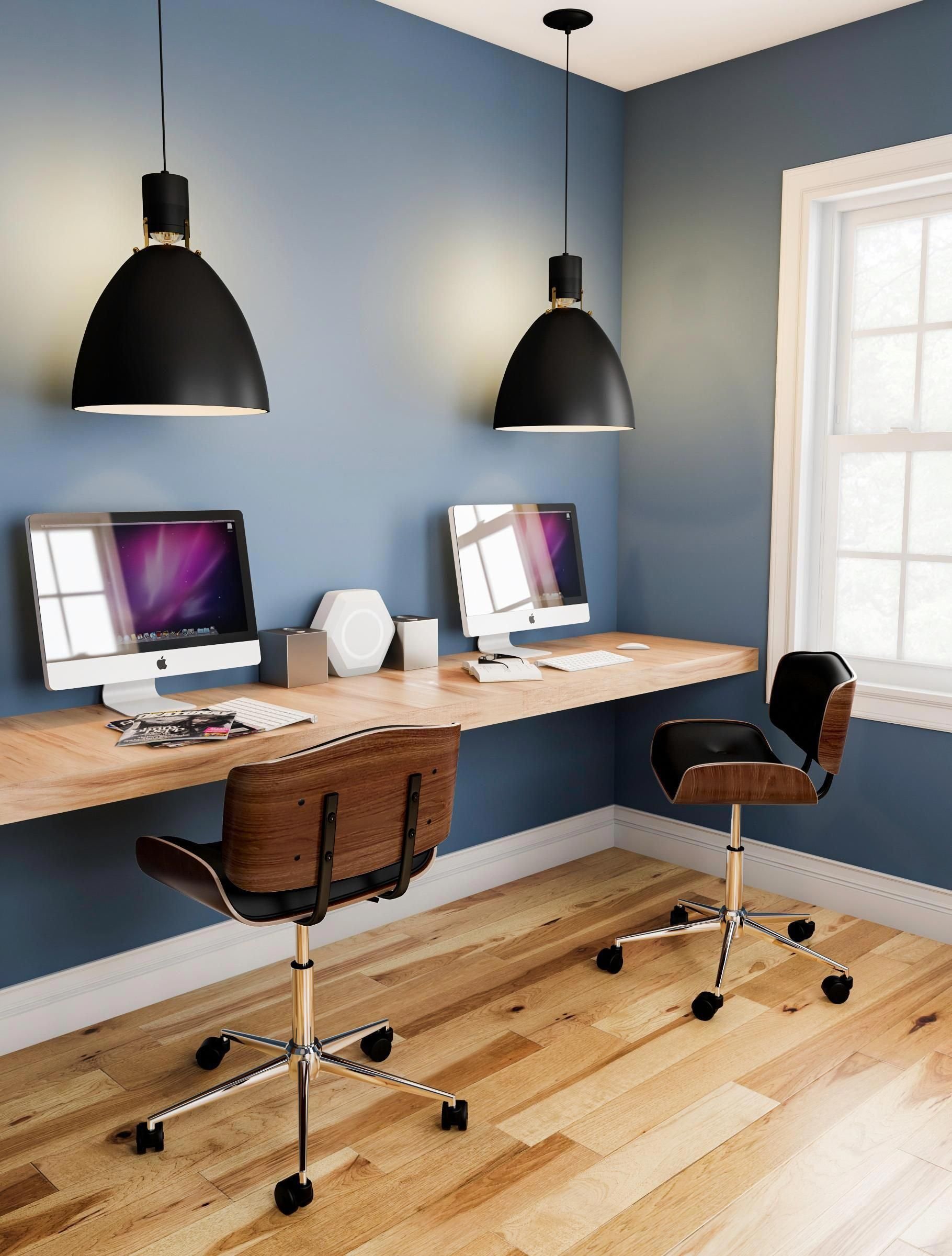 Best Home Office Setup Best Office Ideas Office Space Layout