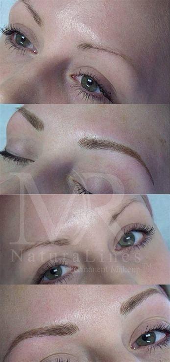 Naturalines Permanent Makeup Training Brow Gallery Tampa Fl