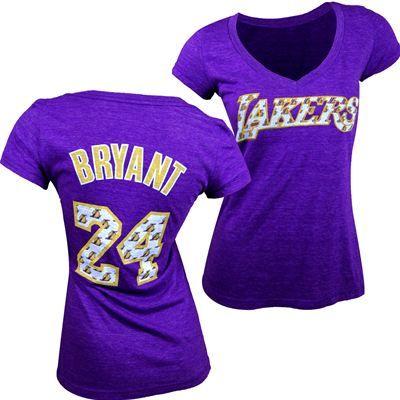 kobe bryant women's t shirt jersey on sale