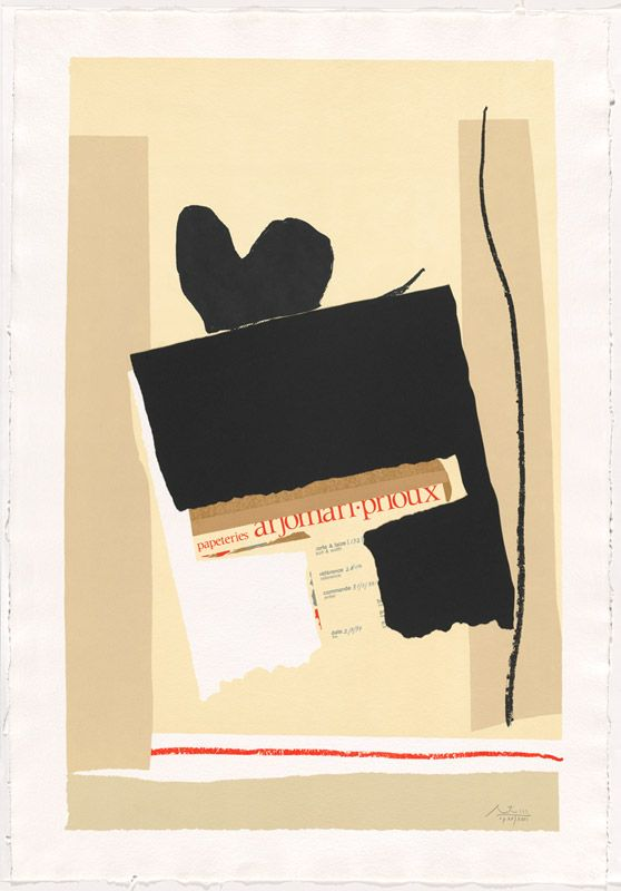 robert motherwell collage - Google Search