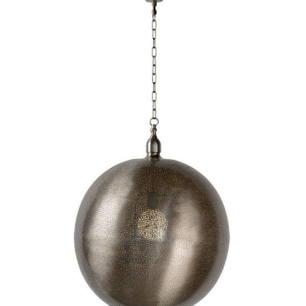 Grote ronde hanglamp Bago