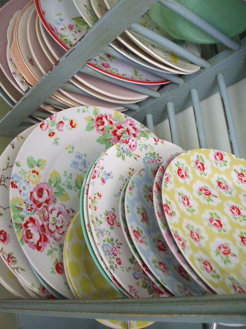 My ine Cath Kidston! Love all of her plates and crockery I would die & My ine Cath Kidston! Love all of her plates and crockery I would ...