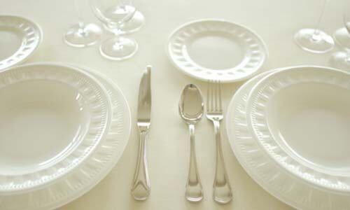 table setting etiquette | Food | Pinterest | Table setting etiquette ...