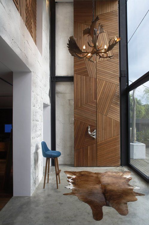 faceted wood patterns like an unexpected herringbone patterns rh pinterest com