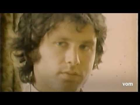 Jim Morrison, Ray Manzarek, Robbie Krieger Playing a Game Of Cards. Rare footage of The Doors Part 2 - YouTube