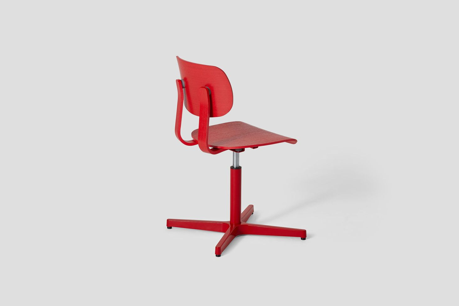 tall desk chair without wheels