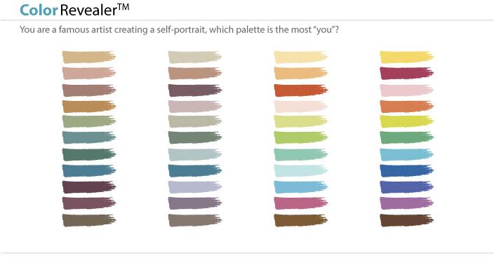 Mood Paint Colors Paint Stylyze Color Revealer Choose