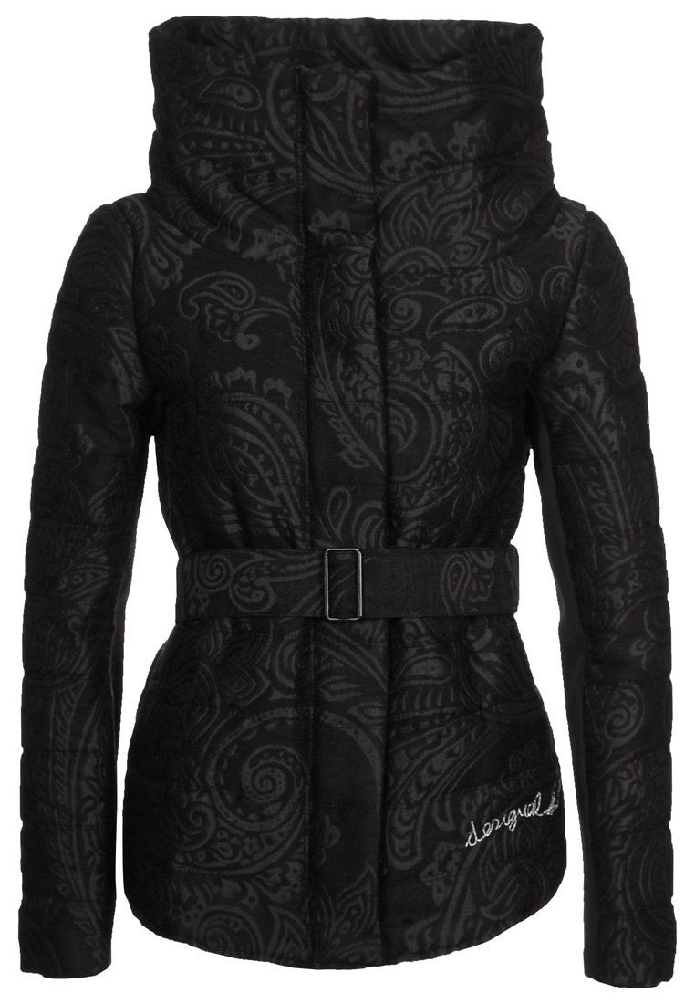 Desigual - EVA - Winter jacket - black