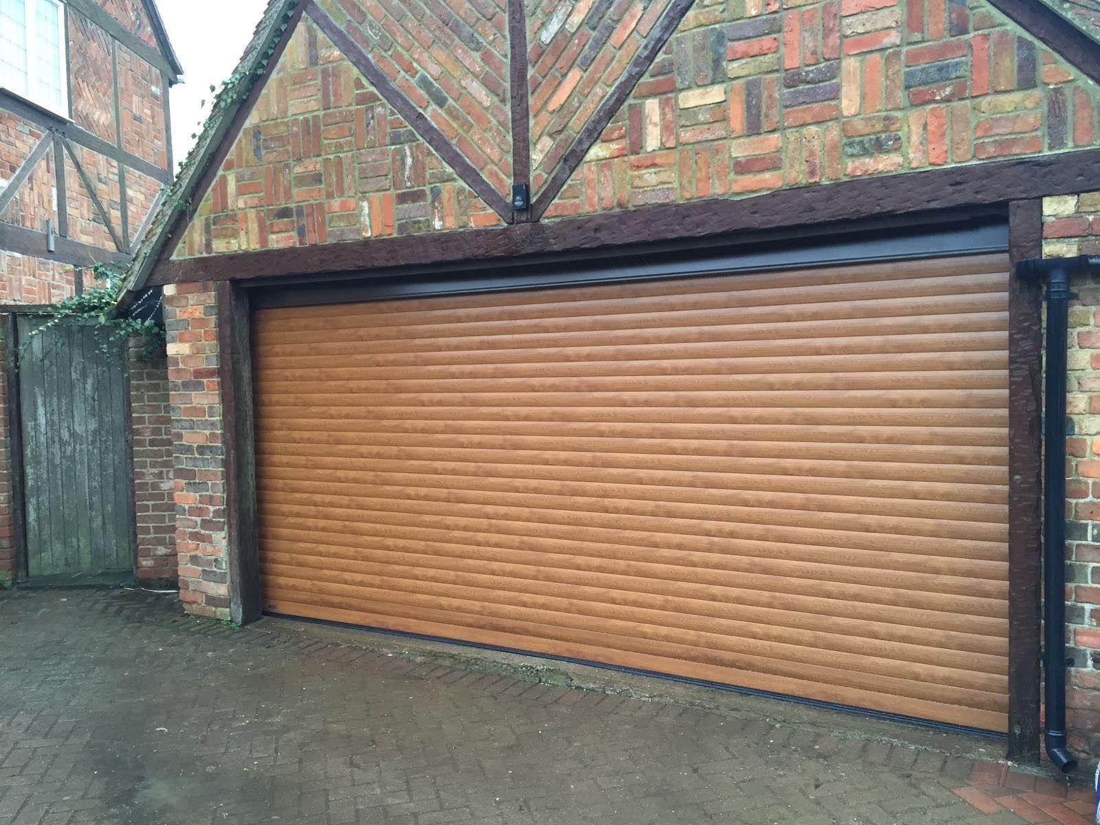 Oak Double Garage Doors Httpvoteno123 Pinterest Double