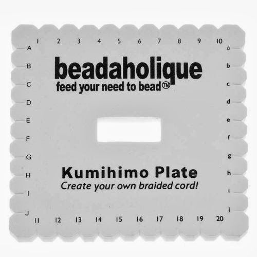 Image result for square kumihimo disk template | Jewellery ...
