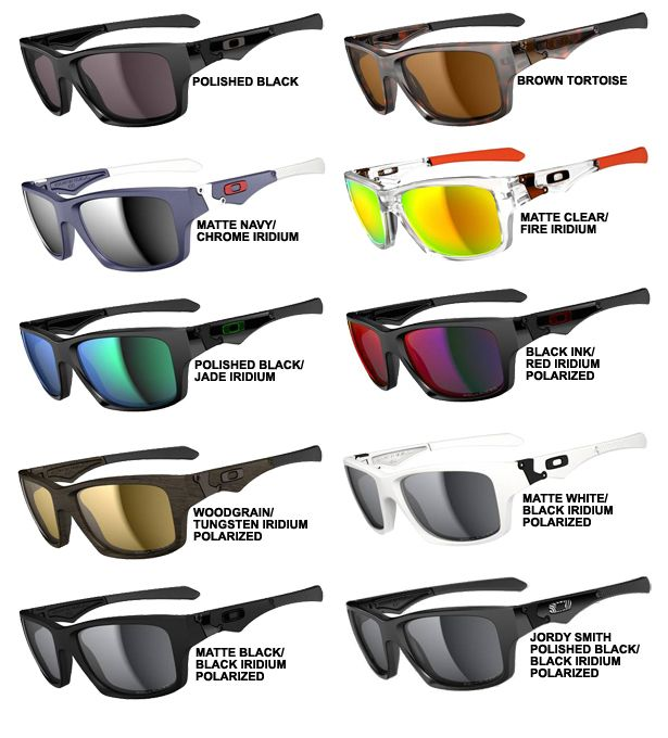 oakley jupiter polarized